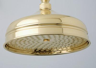 """Rohl 1035/8T 8"""" Shower Rose Showerhead"""