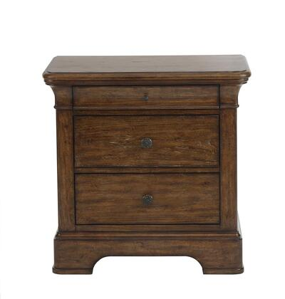 Samuel Lawrence 8854050 American Attitude Series Rectangular Wood Night Stand