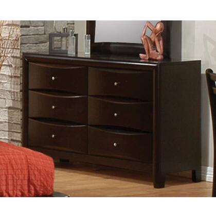 Coaster 400183 Phoenix Series Childrens Dresser