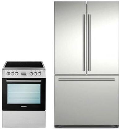 Blomberg 731531 Kitchen Appliance Packages