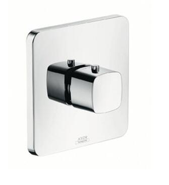 Hansgrohe 11731 Axor Urquiola Thermostatic Valve Trim with Metal Knob Handle: