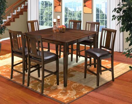 New Classic Home Furnishings 4015011CCCC Latitudes Dining Ro