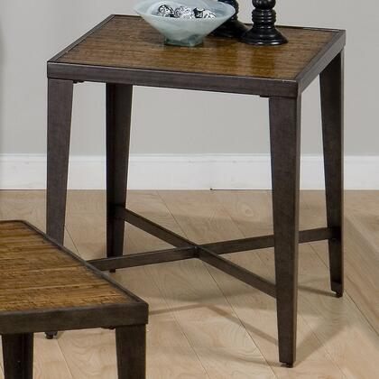 Jofran 7033 Transitional Rectangular End Table