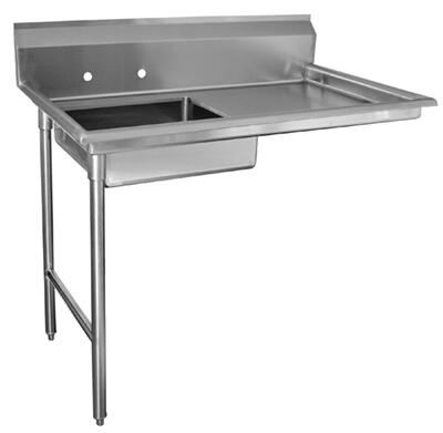 Left Undercounter Dishtable