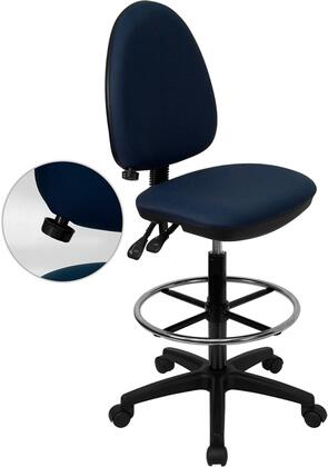 """Flash Furniture WLA654MGNVYDGG 22"""" Contemporary Office Chair"""