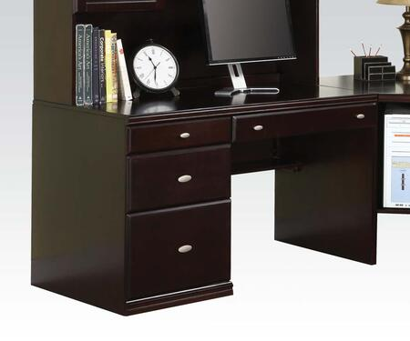 Acme Furniture 92031 Cape Series offce desk  Wood Desk