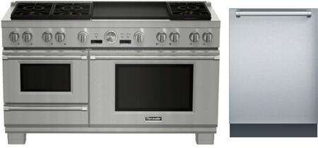 Thermador 715922 PRO Grand Kitchen Appliance Packages