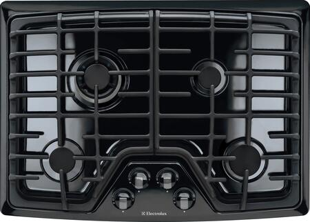 "Electrolux EW30GC55PB 30"" Gas Sealed Burner Style Cooktop, in Black"