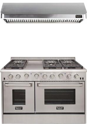 Kucht 721944 Professional Kitchen Appliance Packages