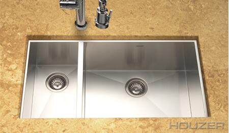 Houzer CTO3370SL Kitchen Sink