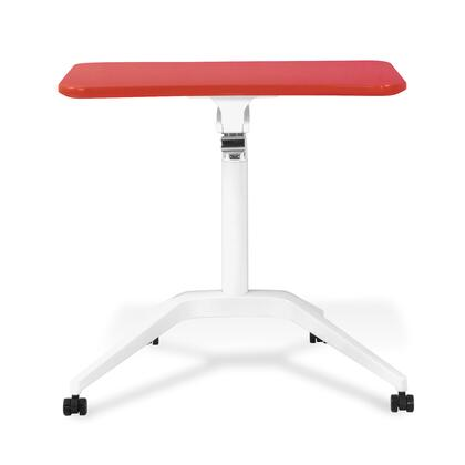 Picture of 201-RED Workpad Height Adjustable Laptop Desk with Red