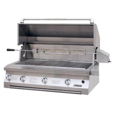 Solaire SOLAGBQ42IRLP Built In Grill, in Stainless Steel