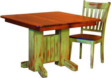 Chelsea Home Furniture 4650222CDAHSTC San Juan Dining Room S