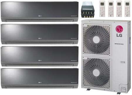 LG 704926 Quad-Zone Mini Split Air Conditioners