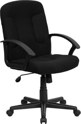 """Flash Furniture GOST6BKGG 26.5"""" Contemporary Office Chair"""