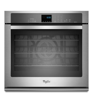 "Whirlpool WOS92EC0AS 30"" Single Wall Oven"