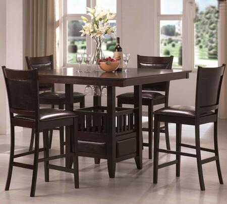 Coaster 100958SET5 Jaden Dining Room Sets