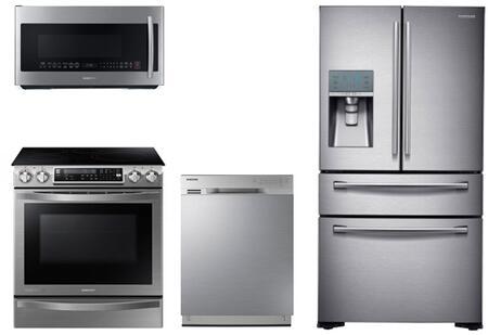 Samsung 728817 Chef Kitchen Appliance Packages