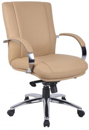 "Boss AELE62CTN 27"" Contemporary Office Chair"