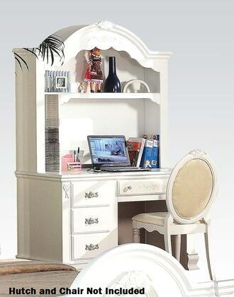 Acme Furniture 01687 Flora Series Computer  Wood Desk