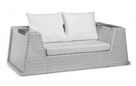 TOV Furniture TOV69LOVE  Patio Love Seat