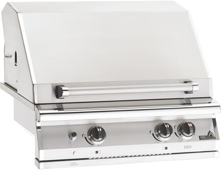 """PGS S27R PGS Legacy 30"""" Newport Gourmet Grill Head with Infrared Rotisserie Burner, 57,000 BTU, 2 304 Grade Stainless Steel Burners, and Stainless Steel Rock Grates"""