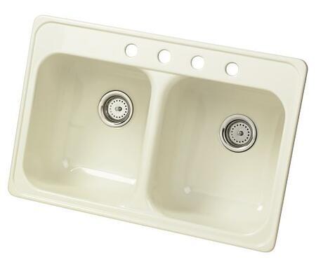 Lyons DKS09DXTB4 Kitchen Sink