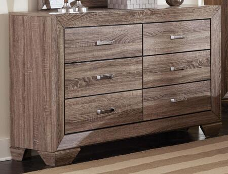 Coaster 204193 Kauffman Series Wood Dresser