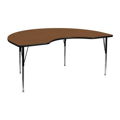 Flash Furniture XUA4872KIDNYOAKHAGG