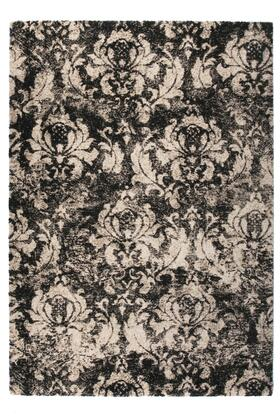 Citak Rugs 3760-050X Riverside Collection - Bergamot - Charcoal Mix