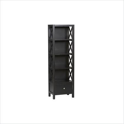 Linon K86102C124Anna Series  Bookcase