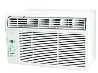Keystone KSTAW08A Window Air Conditioner Cooling Area,