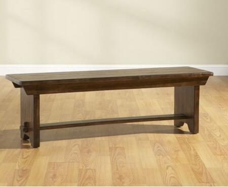 Broyhill 539996 Attic Heirlooms Series Kitchen Armless Wood Not Upholstered Bench