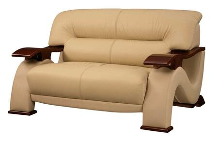 Global Furniture USA 2033L Ultra Bonded Leather Loveseat
