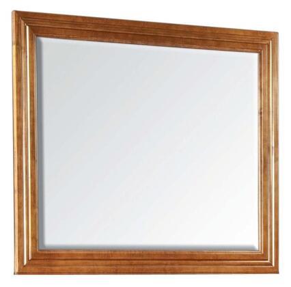Durham 105182WORL Bayview Series Rectangular Landscape Dresser Mirror