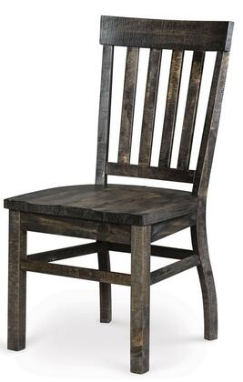 Magnussen D249160 Bellamy Series Cottage Not Upholstered Wood Frame Dining Room Chair