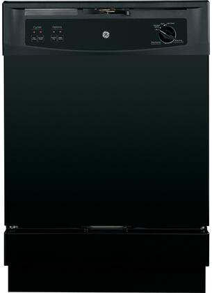 GE GSM2200V Spacemaker(R) Under-the-Sink Dishwasher With Two-Stage Filtration, Piranha Hard Food Disposer, HotStart Option, 64 dBA & Spacemaker Upper Rack