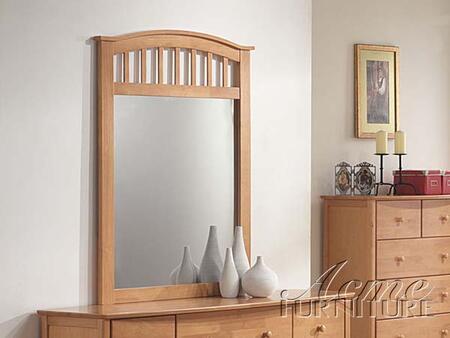 Acme Furniture 09175 San Marino Series Arched Landscape Dresser Mirror