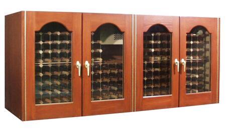 "Vinotemp VINO400CREDPRORB 88"" Wine Cooler"