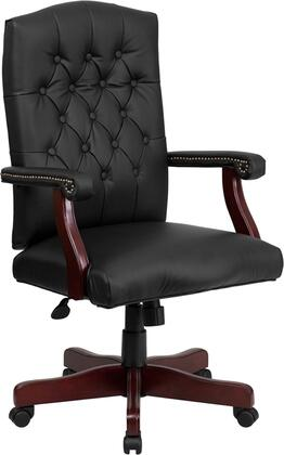 """Flash Furniture 801LLF0005BKLEAGG 33"""" Contemporary Office Chair"""