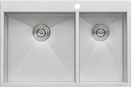 Ruvati RVH8050 Kitchen Sink