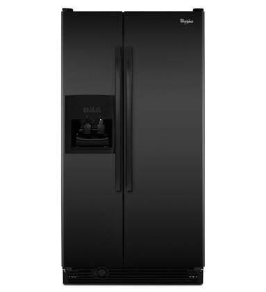 Whirlpool ED5FHEXVB Freestanding Side by Side Refrigerator