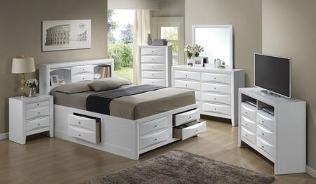 Glory Furniture G1570GKSB3SET King Bedroom Sets