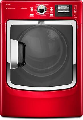 Maytag MED9000YR  Electric Dryer, in Red