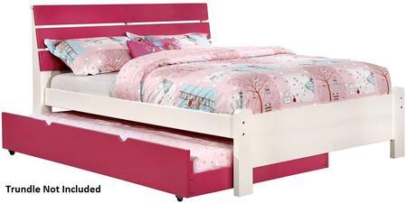 Furniture of America CM7626PKFBED Kimmel Series  Full Size Bed