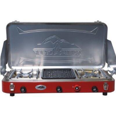 Camp Chef MS3G All Refrigerator Liquid Propane Grill
