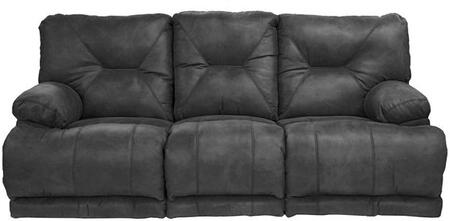 Catnapper 64381122853302853 Voyager Series  Faux Leather Sofa