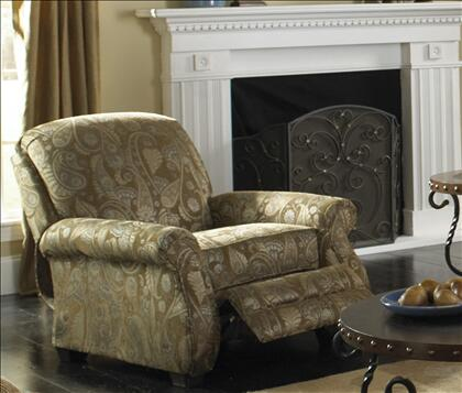 Jackson Furniture 450811 Traditional Fabric Wood/Steel Frame  Recliners