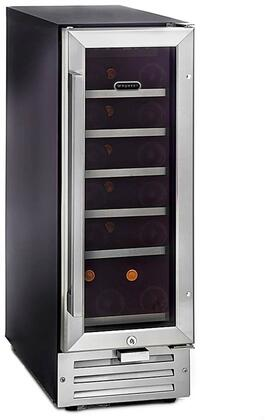 """Whynter BWR18SD 12"""" Built-In Wine Cooler"""