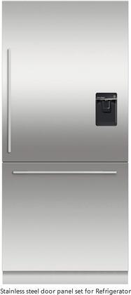Fisher Paykel RD36 Stainless steel door panel set